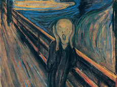 Edvard Munch - Der Schrei 1893-1910