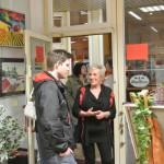 Galerieeröffnung in Duisburg am 13.04.14