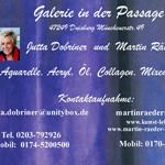 "Info Flyer ""Galerie"""