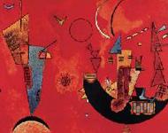 Wassily Kandinsky - Mit und Gegen 1929